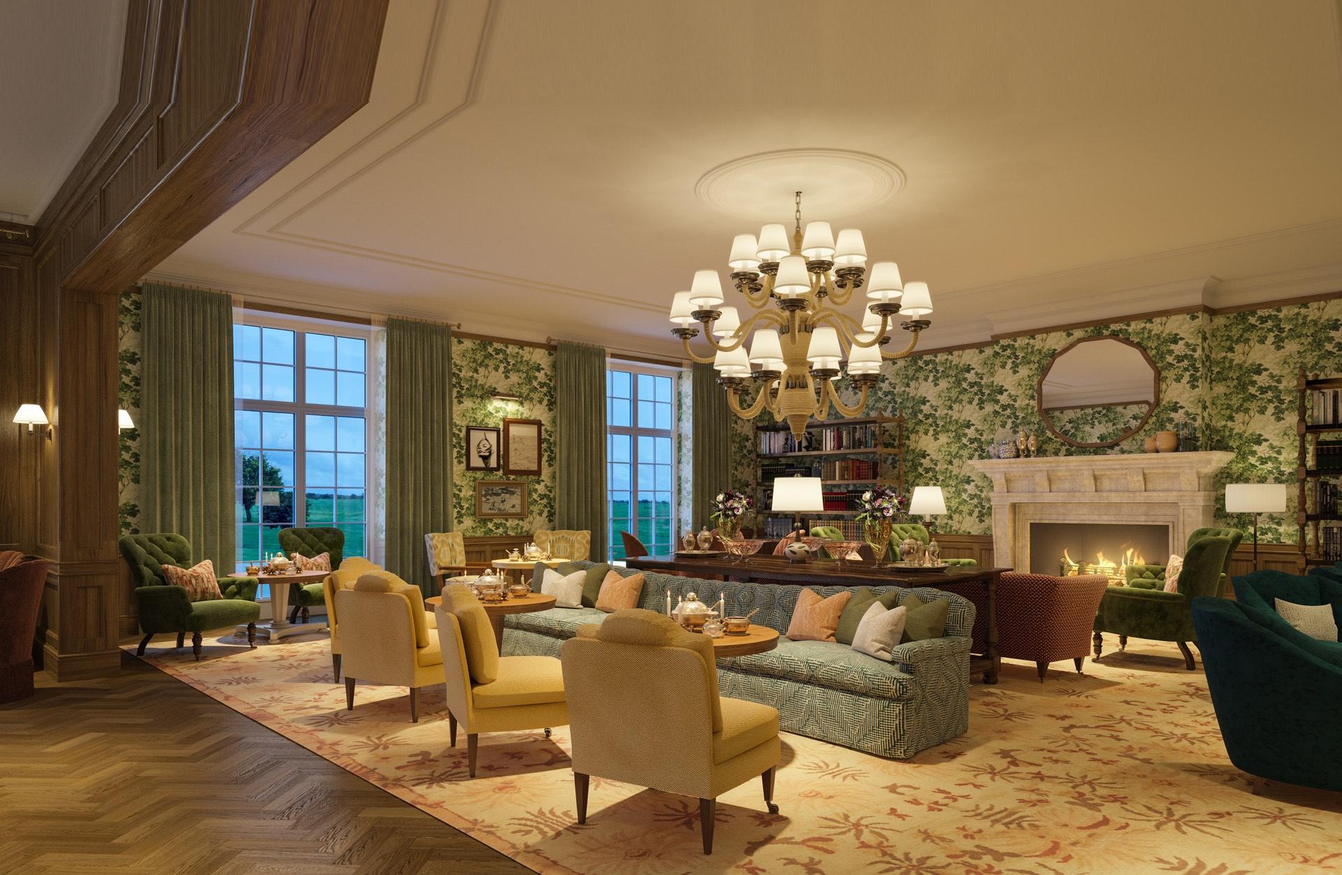 Four Seasons Hotel Hampshire Dernier Amp Hamlyn