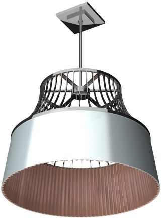 Pendant With Tapered Shade Dernier Amp Hamlyn
